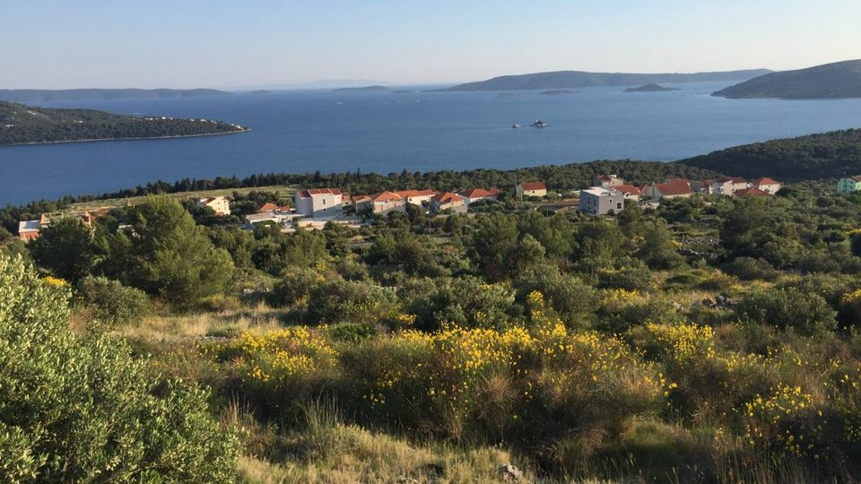 INCREDIBLE PROJECT FOR EXCLUSIVE VILLA WITH EXCELLENT SEA VIEW, SEGET VRANJICA!