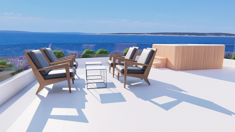 Apartment, 68 m2, For Sale, Pag