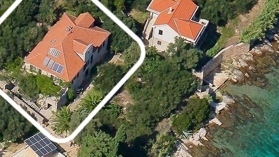 Steinvilla direkt am Strand in Starigrad, auf der paradiesischen Insel Hvar!