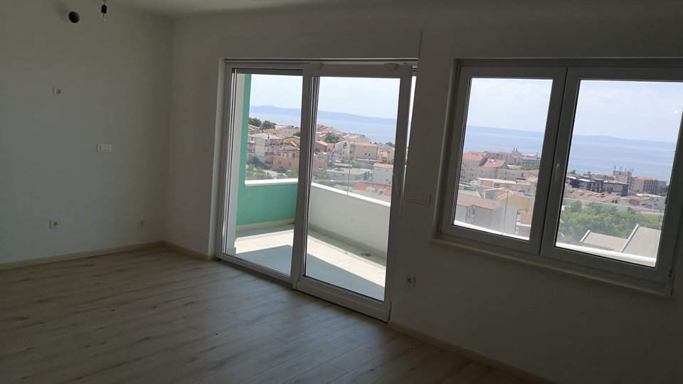 TWO BEDROOM APARTMENT IN BRAND NEW BUILDING IN BAŠKA VODA!