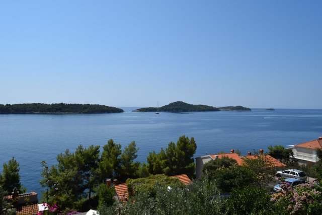 Korčula - a fantastic investment opportunity, great se view!