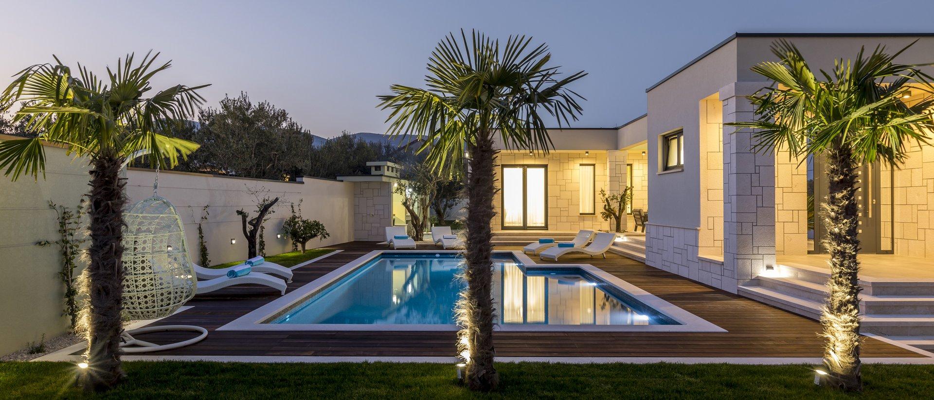Schöne neue Lux Villa in der Nähe von Split