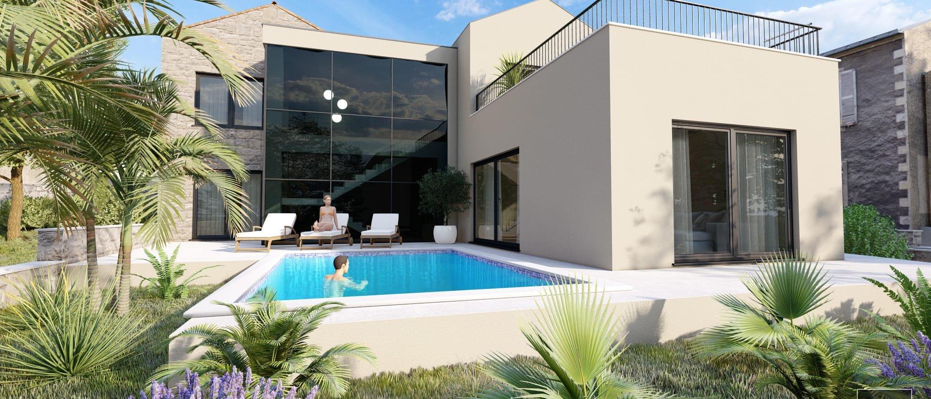 House, 240 m2, For Sale, Šibenik