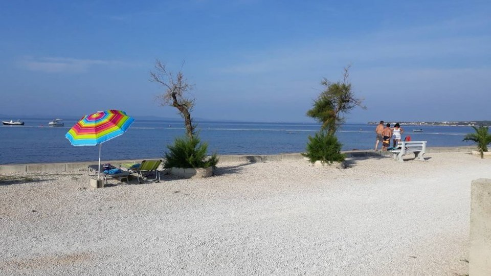 Urbanized land plot right by the sea on Vir island!