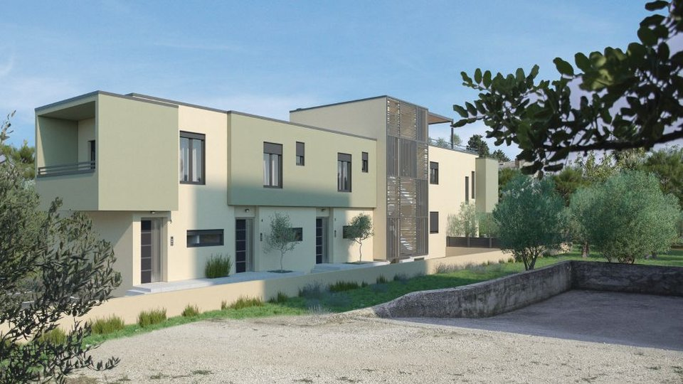 Perfectly positioned new apart-building in Kastel Stari close to the sea!