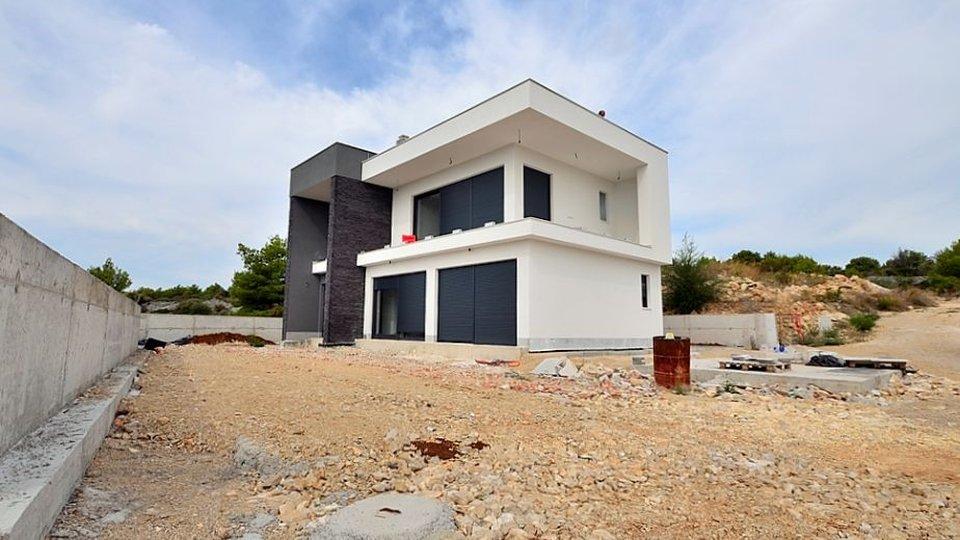 NEWLY BUILDED VILLA WITH A BEAUTIFUL SEA VIEW! ŠIBENIKA AREA!