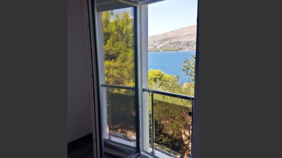 APARTMENT 70 SQM SURROUNDINGS IN A NEW MEDITERRANEAN STYLE! SEA VIEW! CIOVO!