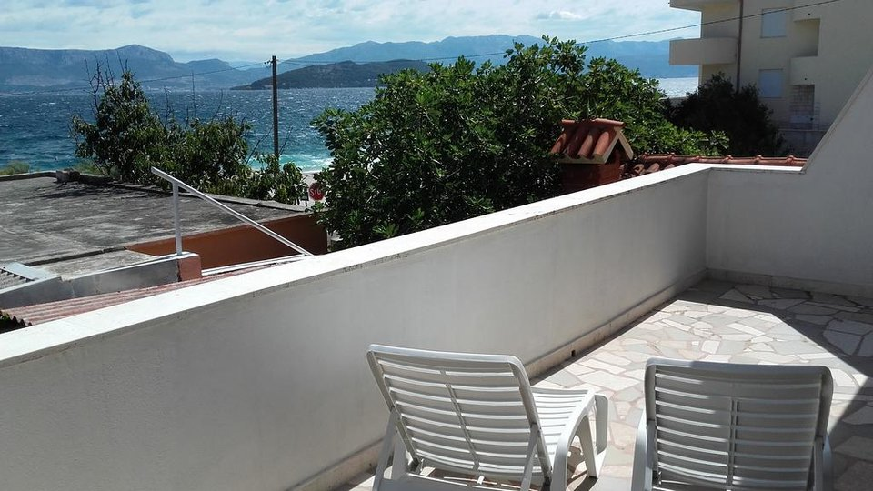 APARTMENT HAUS AM MEER, TROGIR!