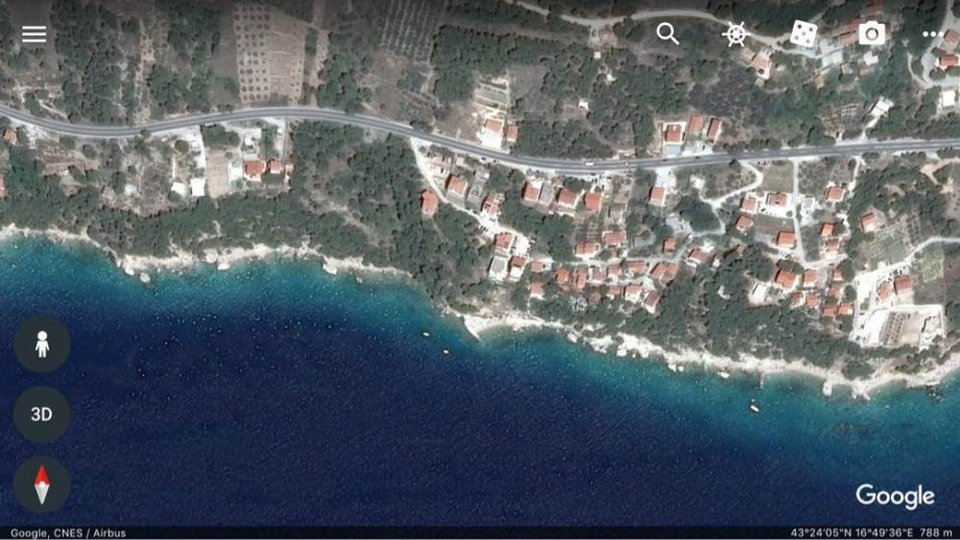Land, 818 m2, For Sale, Omiš
