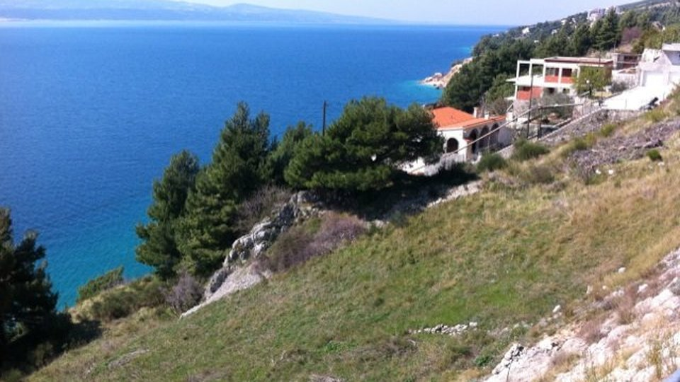 Land, 1563 m2, For Sale, Omiš