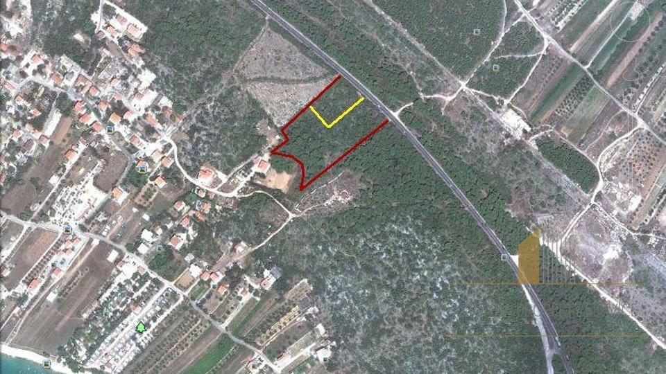 Zemljišče, 2270 m2, Prodaja, Pakoštane