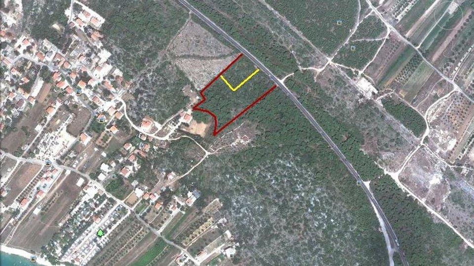 Land, 2270 m2, For Sale, Pakoštane