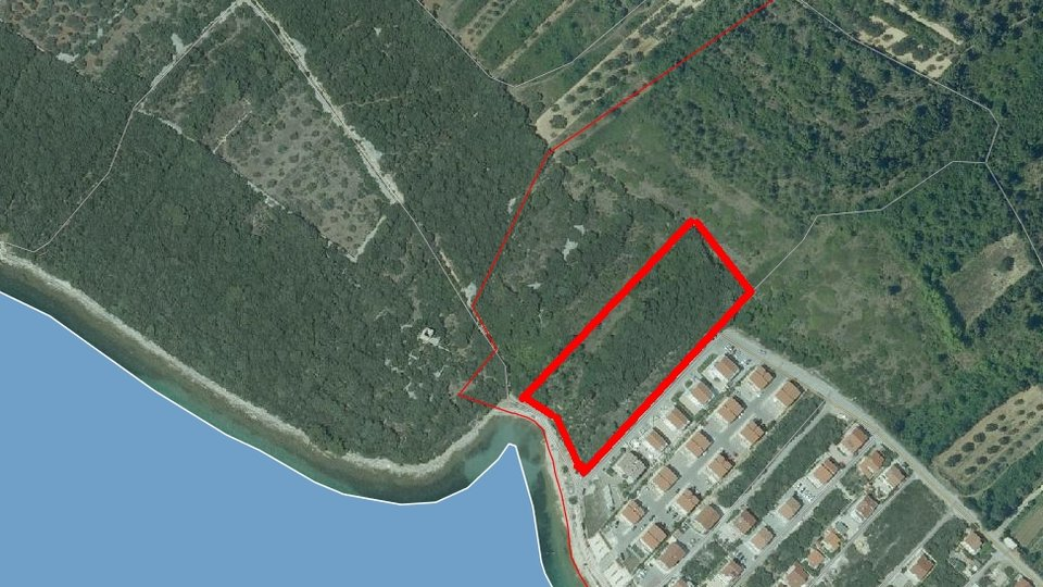 Land, 9000 m2, For Sale, Zadar