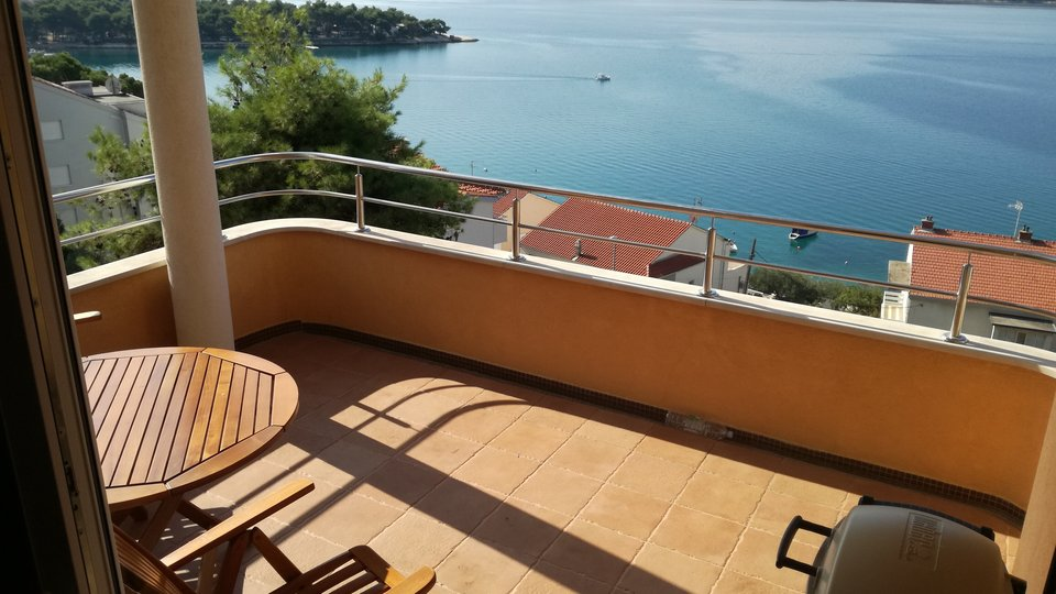 APARTMENT WITH FABULOUS SEA VIEW! ISLAND OF CIOVO!