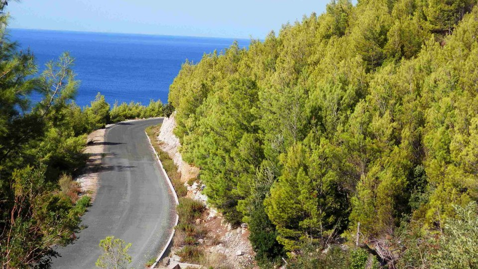 DUBROVNIK - ELITE BUILDING LANDS WITH PANORAMIC SEA VIEW SITUATED IN THE UNTOUCHED NATURE!