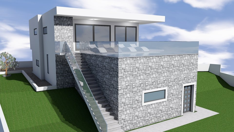 House, 300 m2, For Sale, Primošten
