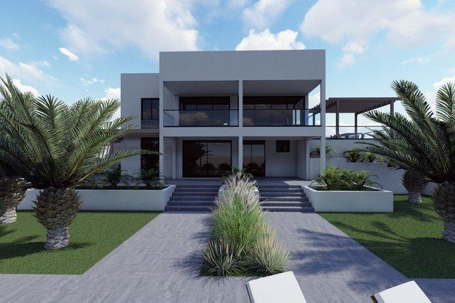 Fantastische Villa am Wasser in Sevid, modernes Design!