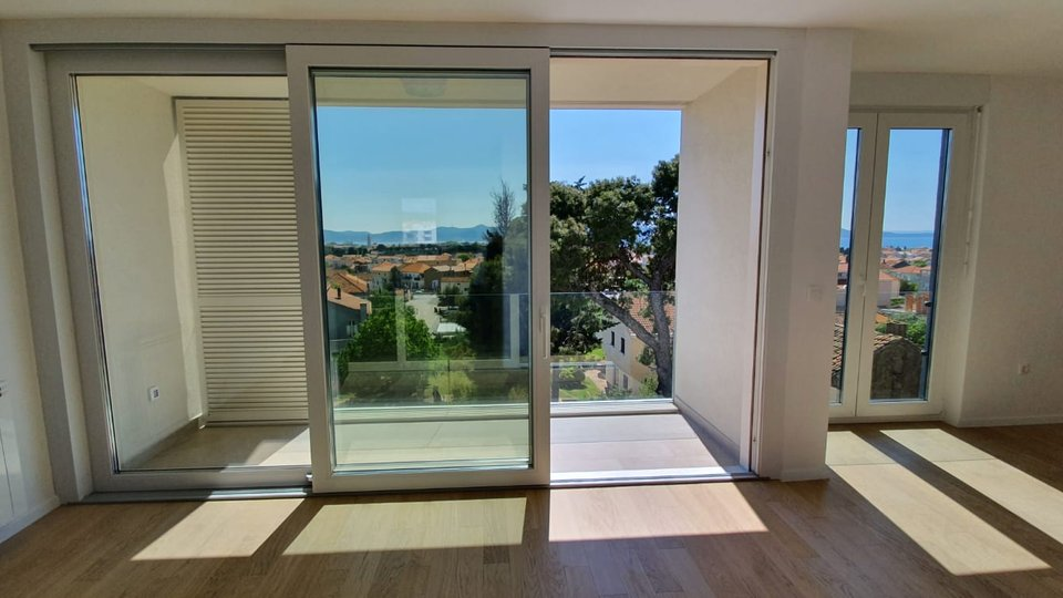 TWO BEDROOM APARTMENT WITH BEAUTIFUL VIEW IN ZADAR CENTER!