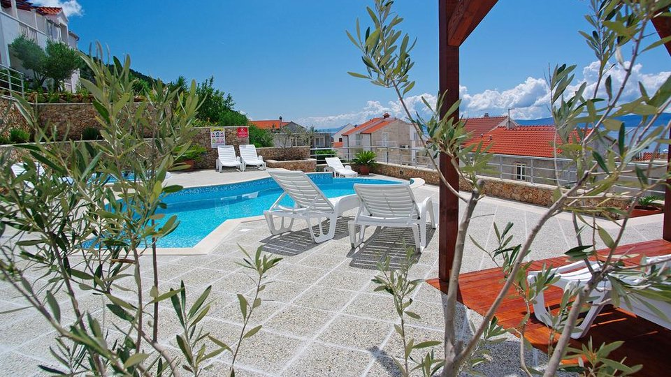 House, 900 m2, For Sale, Milna