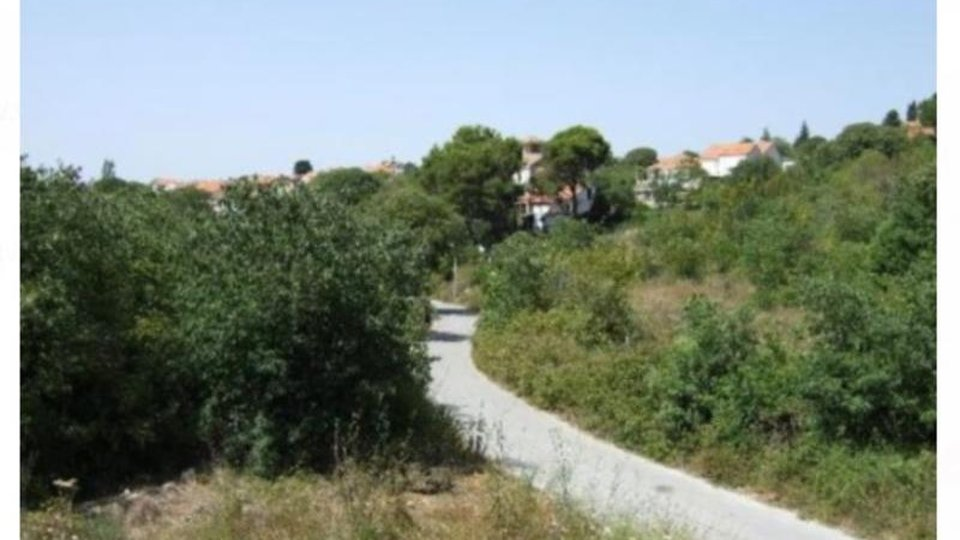 Land plot for sale on Zlarin island just 250 meters from the sea!