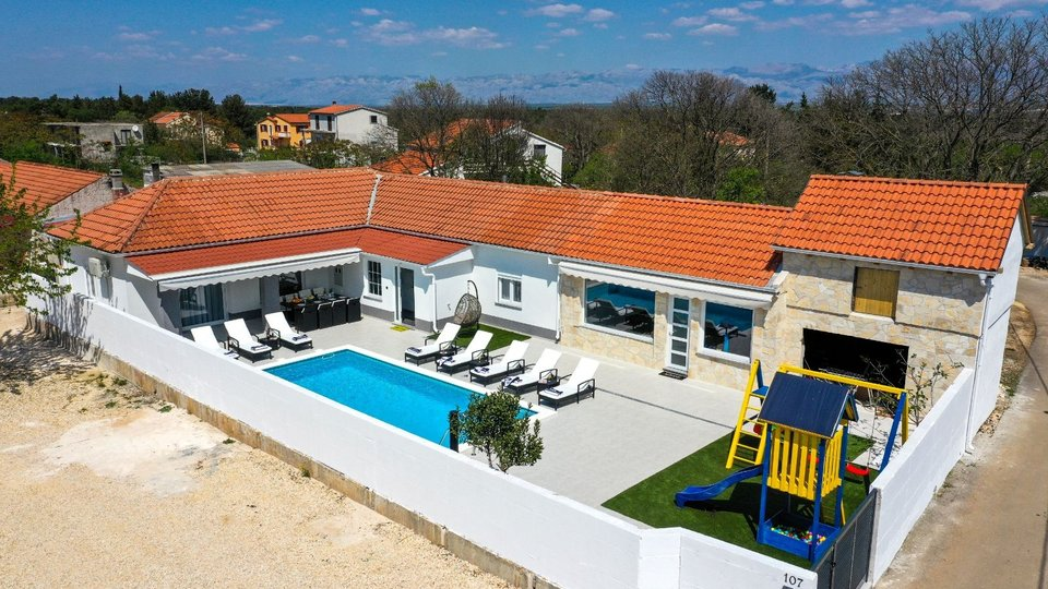 VILLA IN A VERY CALM LOCATION NEAR ZADAR!