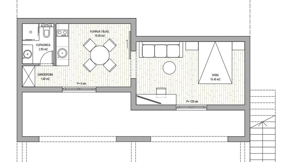 House, 250 m2, For Sale, Hvar