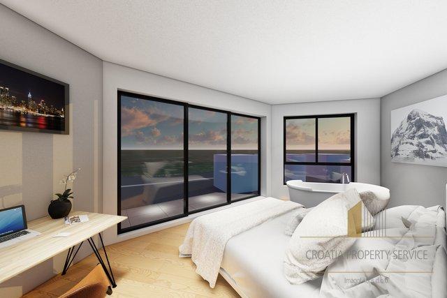 Fantastična vila s otvorenim pogledom na more – Ekskluzivna prodaja