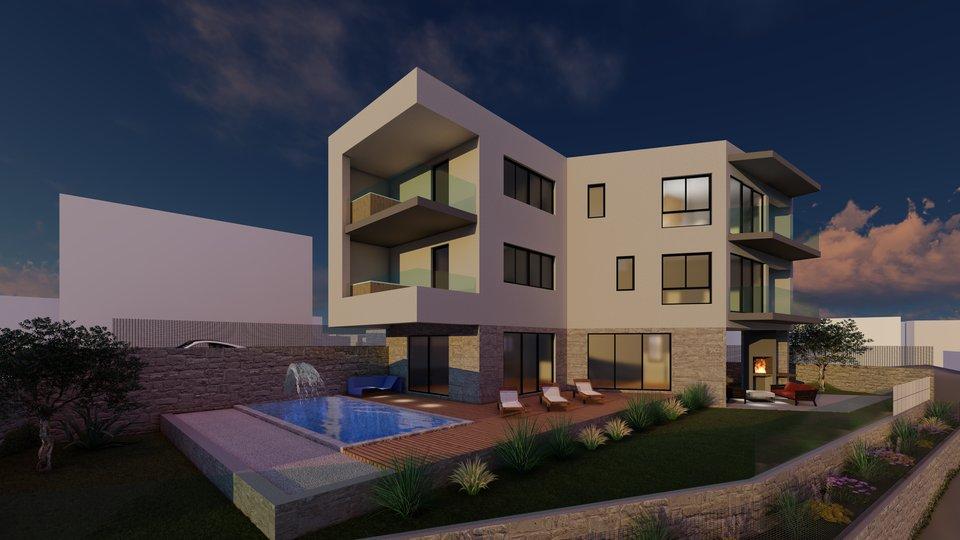 Fantastic villa with open sea view - Exclusive sale