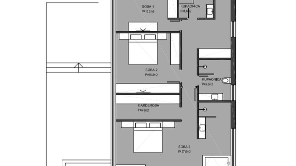 House, 196 m2, For Sale, Omiš