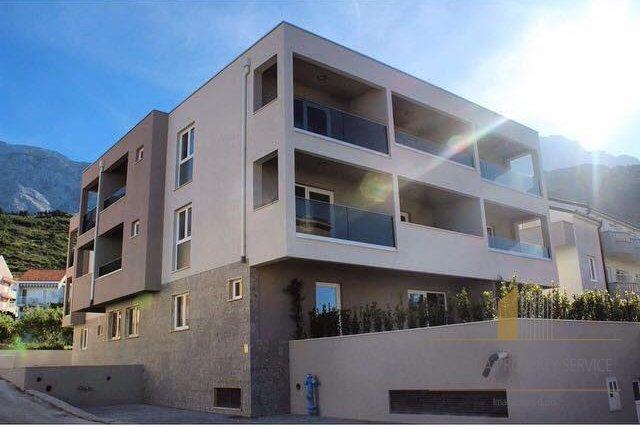 Новый 4-звездочный апарт-отель в 100 метрах от пляжа в Промайне
