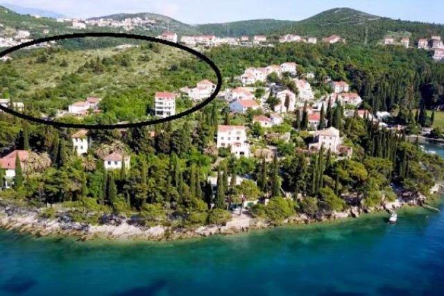 Veliko zemljište na jedinstvenoj lokaciji u Cavtatu