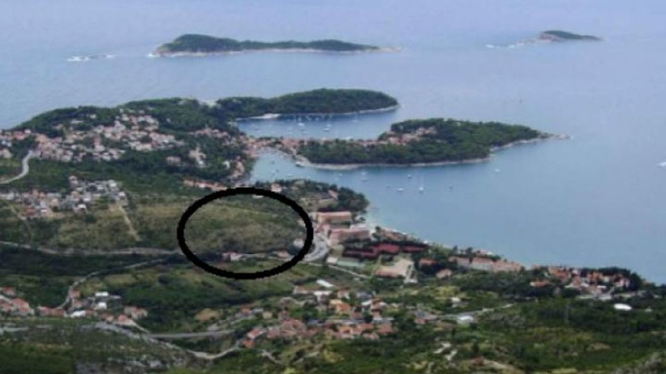 Land, 7000 m2, For Sale, Cavtat