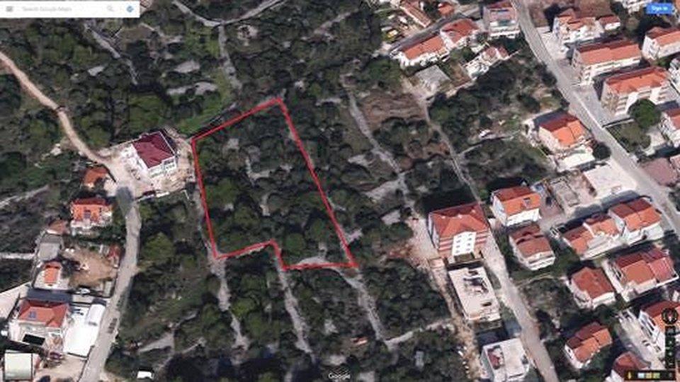 Land, 3200 m2, For Sale, Trogir - Čiovo