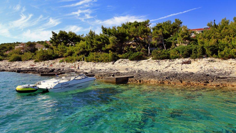 GORGEOUS VILLA IN THE NOVA BAY ON THE ISLAND OF KORČULA